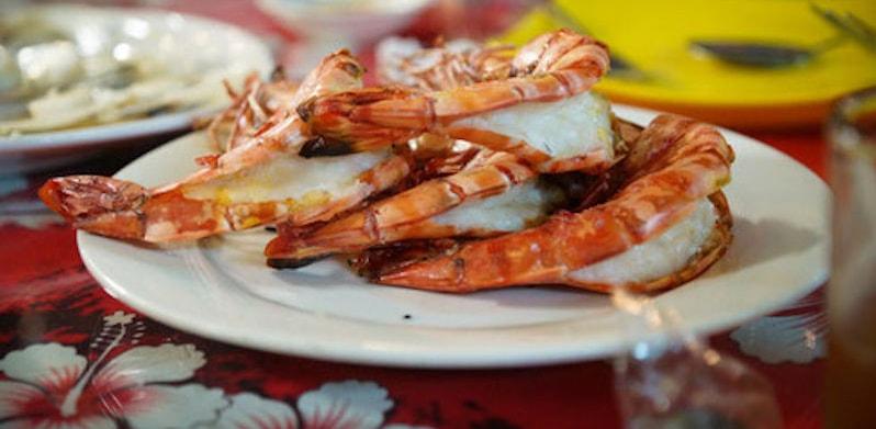Boracay Island Girl Gone Seafood