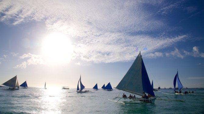 Boracay Island Girl Gone Water Sports