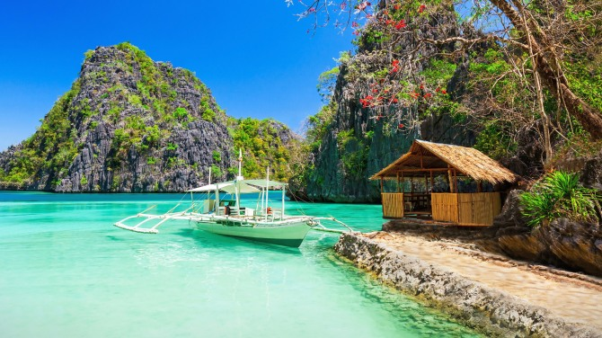 Boracay Island Philippines Girl Gone