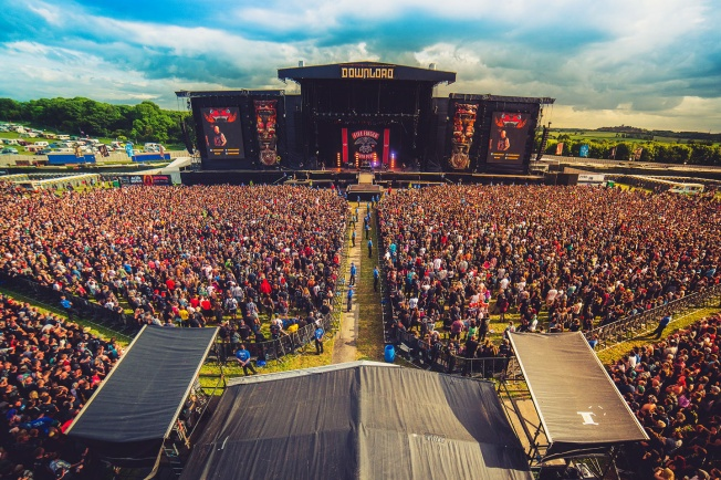 Download festival top 10 music festivals