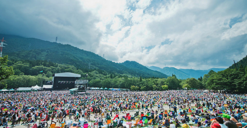 Fuji Rock top 10 music festivals