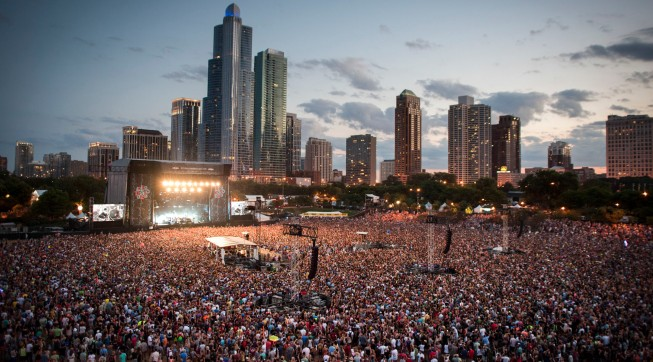 Lollapalooza top 10 music festivals