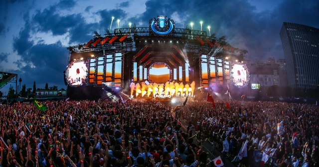 Ultra top 10 music festivals