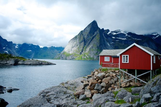 Girl Gone 10 Happiest Countries in the World Norway