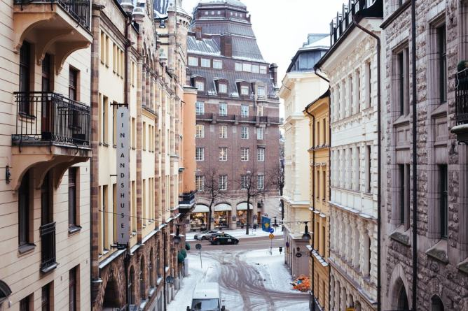 Girl Gone 10 Happiest Countries in the World Sweden