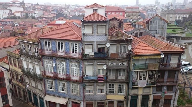 Architecture in Porto Portugal
