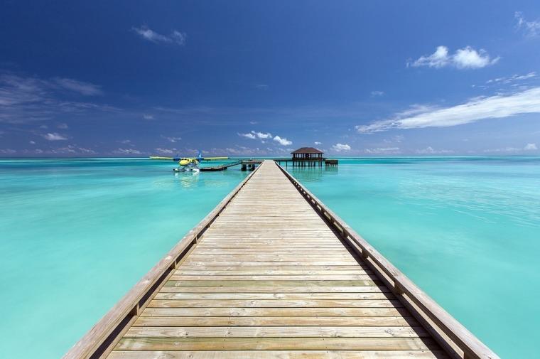 Island Vacation Girl Gone