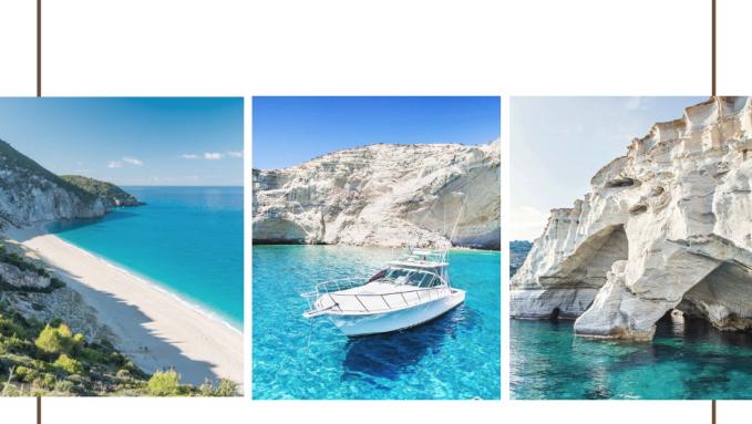 Milos Beach Lefkada