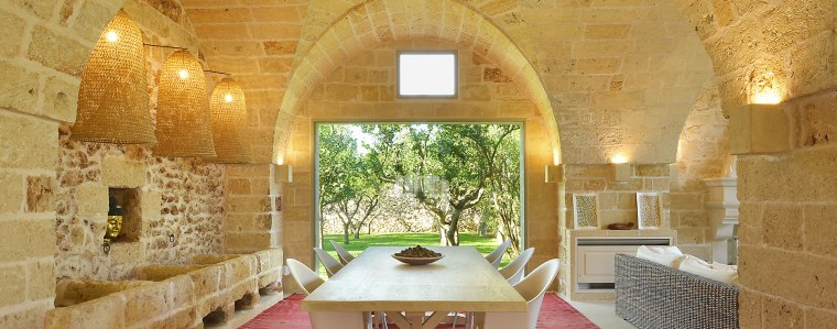 A masseria in Southern Italy