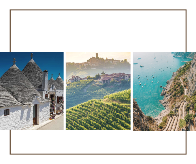 Southern Italy Itinerary