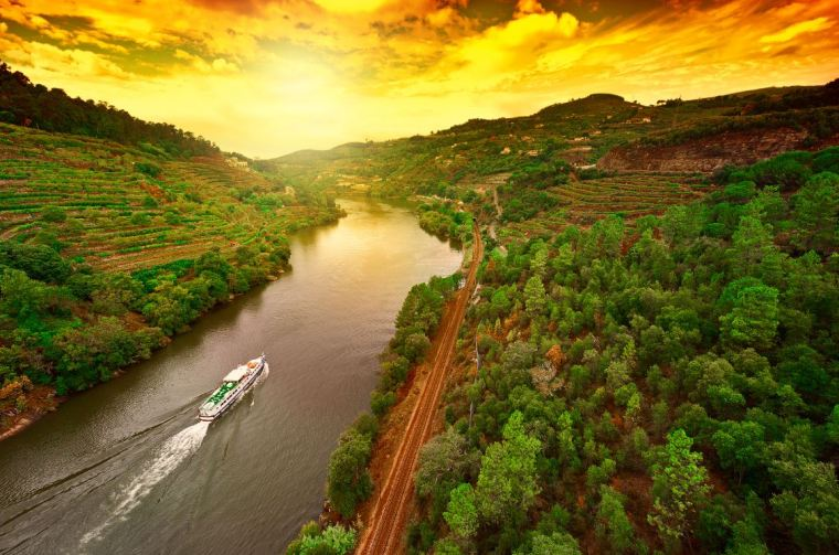 Douro Valley Boat Trip